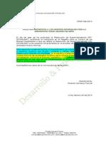 Facilitan Medidas para Inscripción de Mineros Informales - Registro de Usuarios de IQPFs