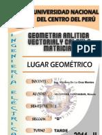 lugar geométrico