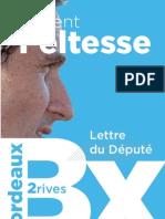 Mai 2013 - Lettre du député #2