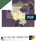 5 - El Rol Del Inspector