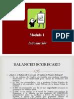 Balance Scorecard - Seminario