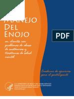 Angermanagement Spanish Workbook el manual