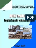 Buku Panduan Vi Pengadaan Tanah Untuk Pelaksanaan Pembangunan - Dinas Bm