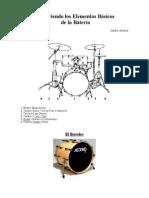 Jonder Alvarez - Elementos Básicos de la Batería