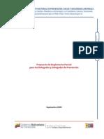 Reglamento Parcial Delegados y Delegadas de Prevencion