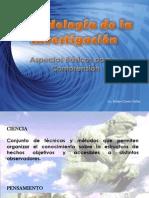 Metodología de la Investigación - Aspectos Basicos para su Comprensión