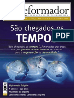 Reformador fevereiro / 2008 (revista espírita)
