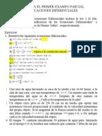 Guía para el Primer examen parcial 2daRepED