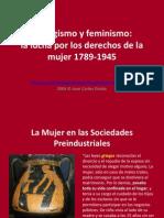 Sufragismoy feminismo