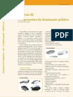 Desenvolvimento Da Iluminacao Publica No Brasil
