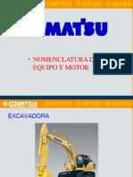 Nomenclatura Komatsu