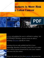 Women Smokers is More Risk from Colon Cancer - Springhill Medical