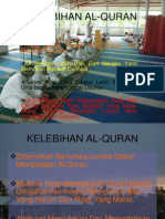 Kelebihan Al Quran