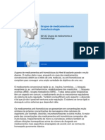 homotoxicologia -medicamentos