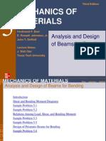 Strength of Materials SFD BMD