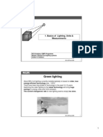 A. GMP Basics of Light 2009