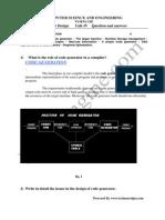 Compiler Notes Unit IV