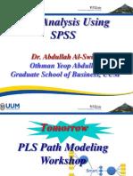 Data Analysis Using SPSS