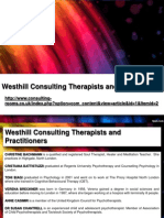 Westhill Consulting Therapists and Practitioners