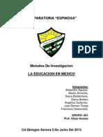 TRABAJO FINAL METODOS DE INVESTIGACION EDUCACION EN MEXICO.docx