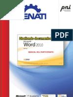 diseñando documentos con word 2010 pni senati