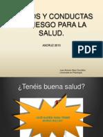 Preparacion Habitos de Riesgo Ascruz