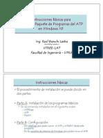 Instalacion ATP