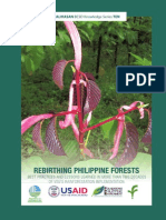 Rebirthing Philippine Forests