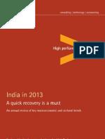 Accenture India 2013