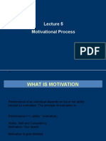 HRM  Motivation