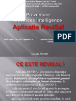 Prezentare Business Intelligence