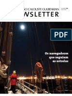 Newsletter Fundação Calouste Gulbenkian