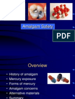 Amalgam Safety