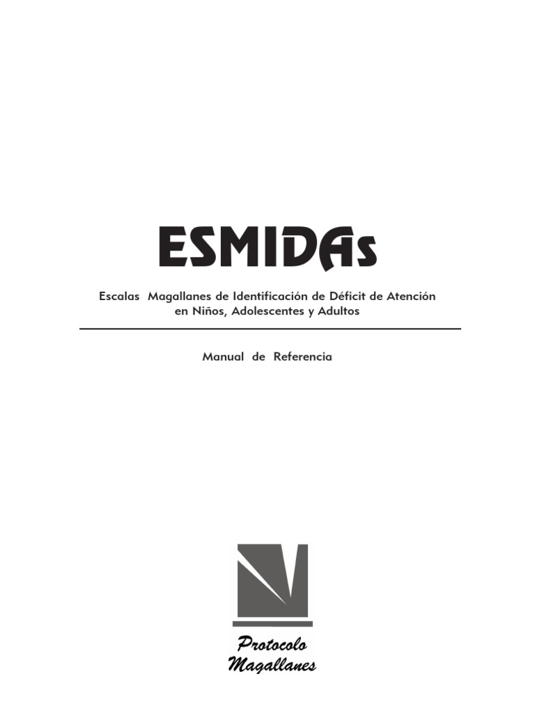 Manual Esmida