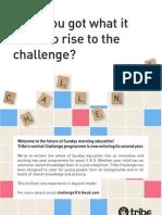 Challenge Brochure