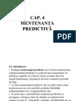Cap4.Mentenanta predictiva