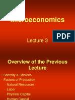 Micro Economics Lecture 03