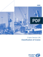 Load Classification of Cranes