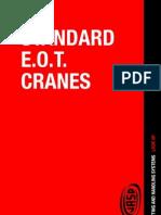 Basics of Standard EOT Cranes