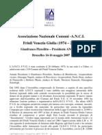 Relazione Gianfranco Pizzolitto