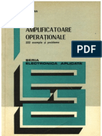 Arpad Barna - Amplificatoare Operationale