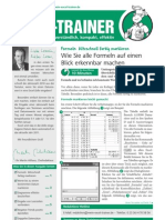 Excel Trainer
