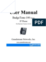 Budget One 100