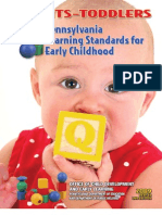 Infant Toddler Standards 2010