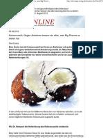 Kokosnussöl Gegen Alzheimer besser als alles, was Big Pharma zu bieten hat - Kopp-Verlag