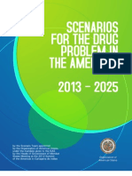 Scenarios for the Drug Problems in the Americas