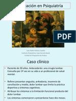 Clasificación en Psiquiatría