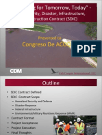 Panel Las Inundaciones y El Manejo de Emergencias en Colombia - Jeffrey Bedey