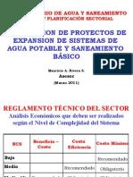 Seminario Análisis por Costomínimo - Mauricio Rivera