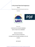 Studi Sumber Daya Energi Nigeria Dan Penggunaanya.docx